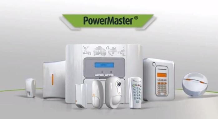 Innovativo Impianto di Allarme Visonic Power G Wi-Fi