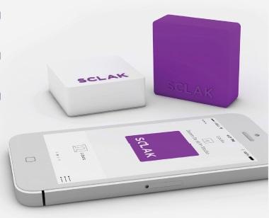 Sclak - un sistema di apertura serrature universale bluetooth 4.0