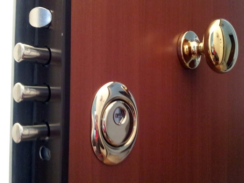 Con la serratura giusta la meta' dei furti potrebbe essere evitata