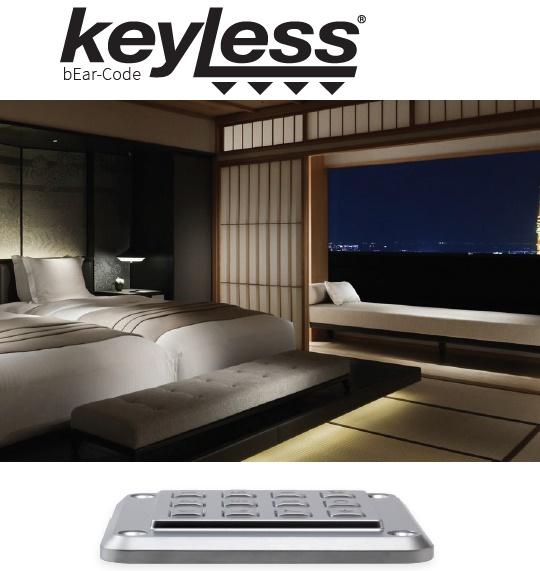Keyless sistema di apertura porte da remoto
