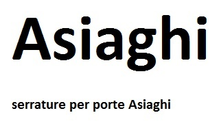 ASIAGHI
