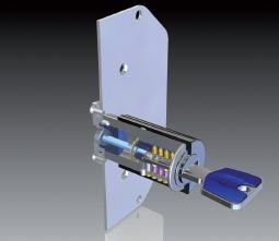 Cilindri di sicurezza cilindro europeo conversione for Estrarre chiave rotta da cilindro